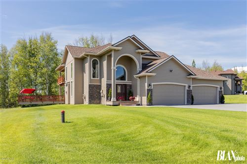 Photo of 510 N Becca Circle, Wasilla, AK 99654 (MLS # 20-8984)