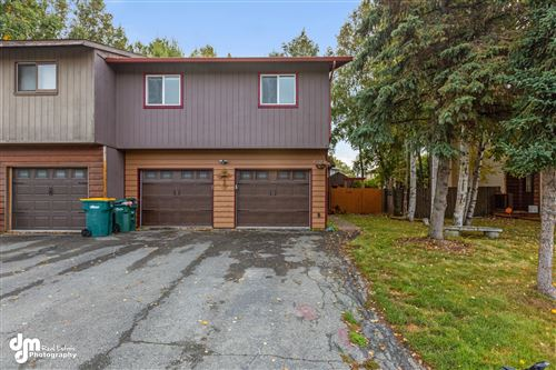 Photo of 7321 Clairborne Drive, Anchorage, AK 99502 (MLS # 20-7987)