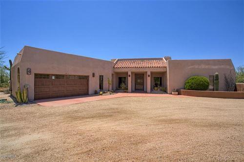 Photo of 22012 N Los Caballos Drive, Scottsdale, AZ 85255 (MLS # 6113697)