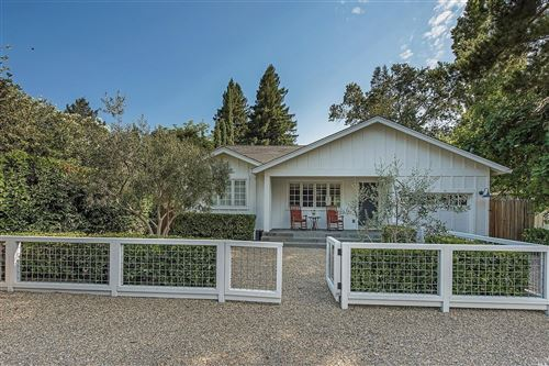 Photo of 1648 Scott Street, Saint Helena, CA 94574 (MLS # 321088089)