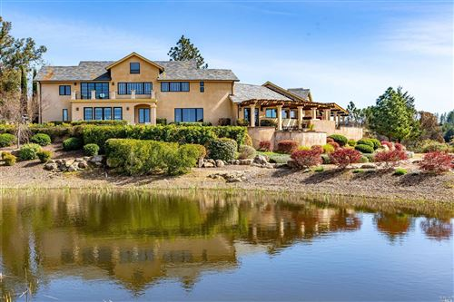 Photo of 1350 Staples Ridge Road, Angwin, CA 94508 (MLS # 321021225)