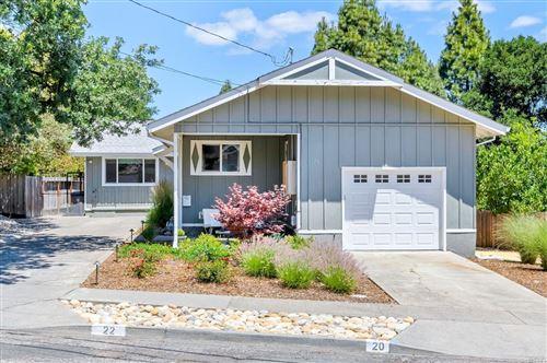 Photo of 20 22 Griggs Lane, Napa, CA 94558 (MLS # 321041230)