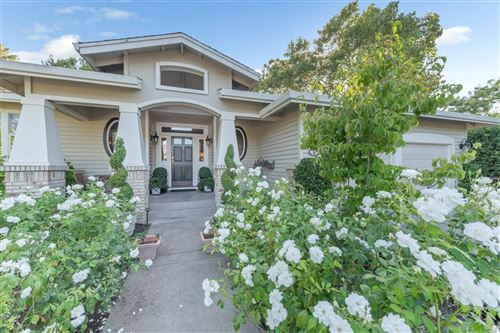 Photo for 5 Harvest Court, Yountville, CA 94599 (MLS # 22016503)