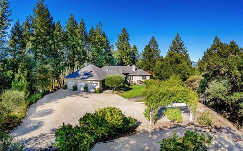 Photo of 454 Kortum Canyon Road, Calistoga, CA 94515 (MLS # 22021523)