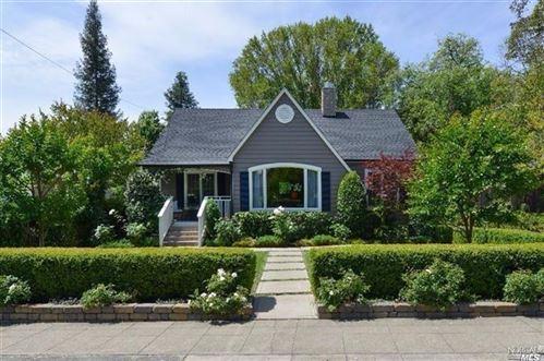 Photo of 1445 Stockton Street, Saint Helena, CA 94574 (MLS # 321074545)