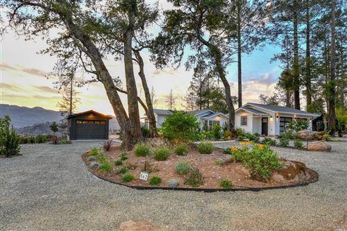 Photo of 562 Community Hall Lane, Saint Helena, CA 94574 (MLS # 321085555)