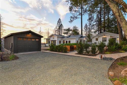 Tiny photo for 562 Community Hall Lane, Saint Helena, CA 94574 (MLS # 321085555)