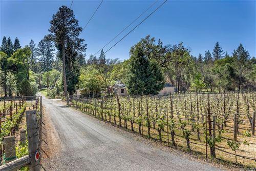 Photo for 102 Lilac Lane, Saint Helena, CA 94574 (MLS # 321033564)