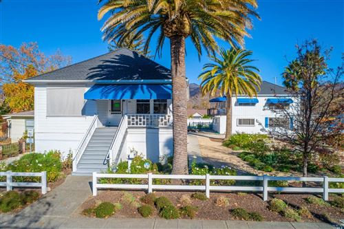 Photo of 1406 Fair Way, Calistoga, CA 94515 (MLS # 22030568)
