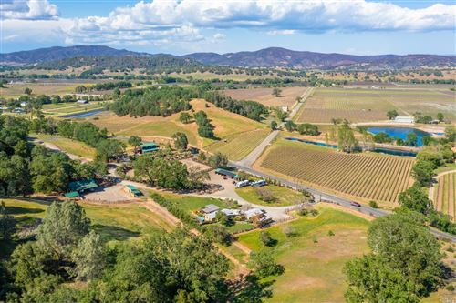 Photo of 5281 Chiles Pope Valley Road, Saint Helena, CA 94574 (MLS # 321030572)