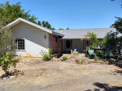 Photo for 3032 Foothill Boulevard, Calistoga, CA 94515 (MLS # 22013590)