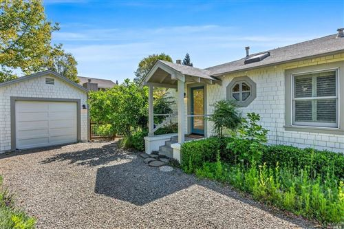 Photo of 6870 - A Jefferson Street, Yountville, CA 94599 (MLS # 321021634)