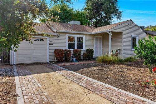 Photo of 2867 Kilburn Avenue, Napa, CA 94558 (MLS # 321100640)