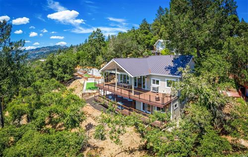 Photo of 601 Sunnyside Road, Saint Helena, CA 94574 (MLS # 21928643)