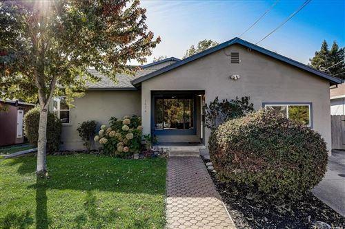 Photo of 363 Foster Road, Napa, CA 94558 (MLS # 321099674)