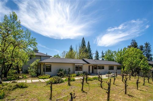 Tiny photo for 2650 Greenwood Avenue, Calistoga, CA 94515 (MLS # 22008751)