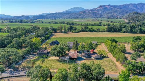 Photo for 1050 Bale Lane, Calistoga, CA 94515 (MLS # 22019871)