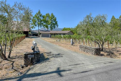 Tiny photo for 1050 Bale Lane, Calistoga, CA 94515 (MLS # 22019871)