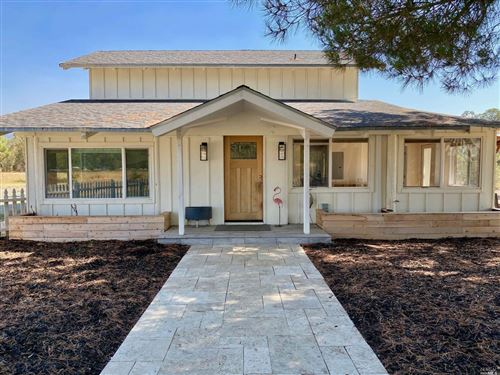 Photo of 1419 Greenwood Avenue, Calistoga, CA 94515 (MLS # 321085893)