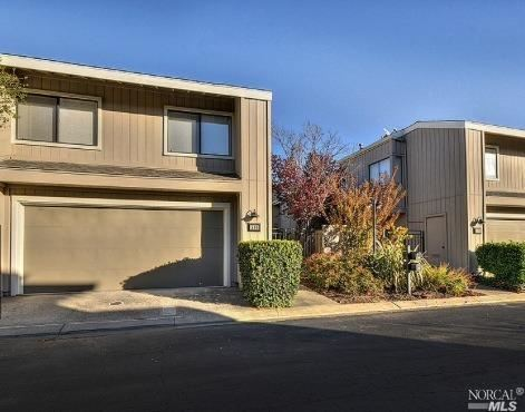 Photo of 586 Rainbow Drive, Napa, CA 94558 (MLS # 22022896)