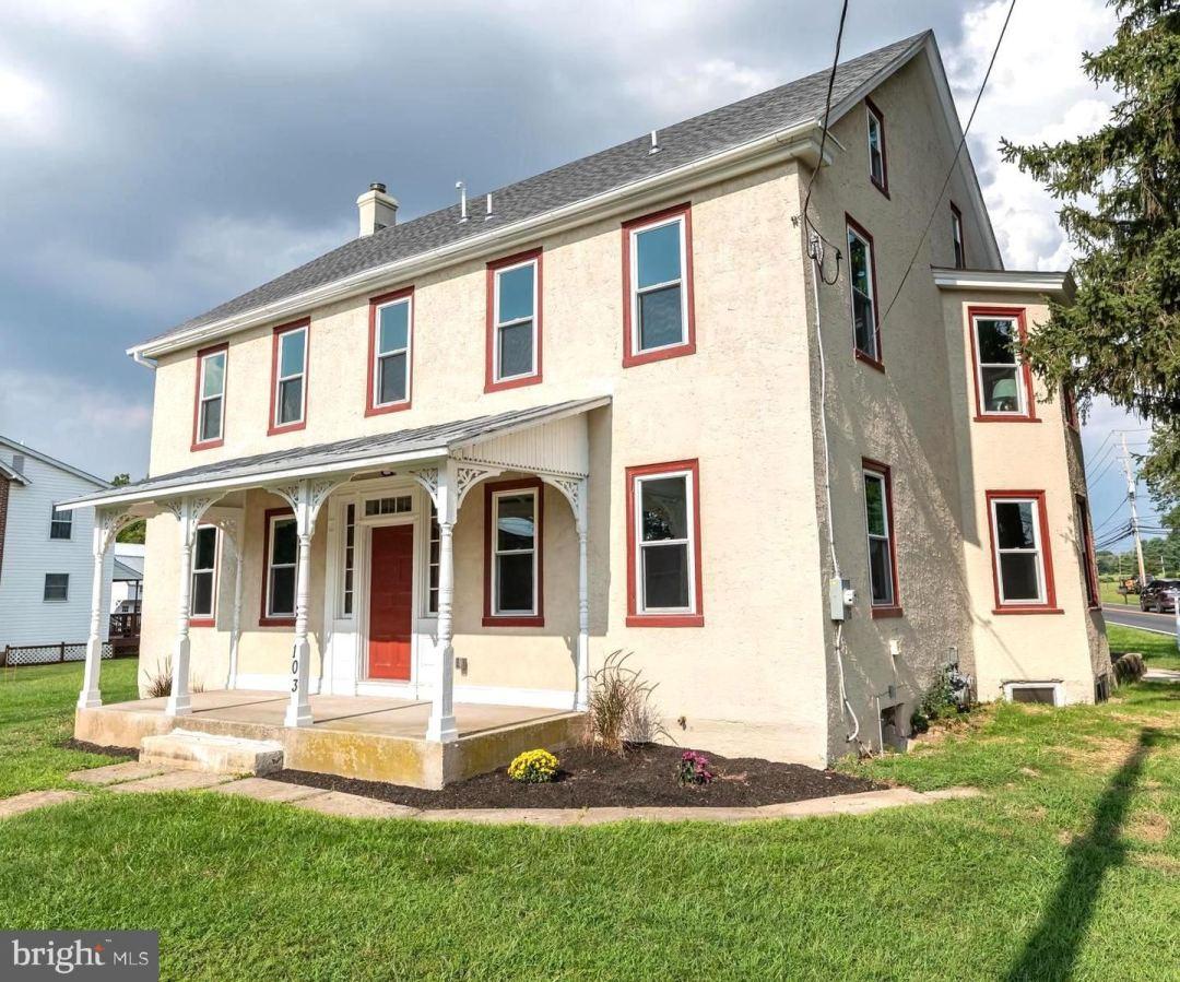 Photo of 103 ALLENTOWN RD, SOUDERTON, PA 18964 (MLS # PAMC2009096)