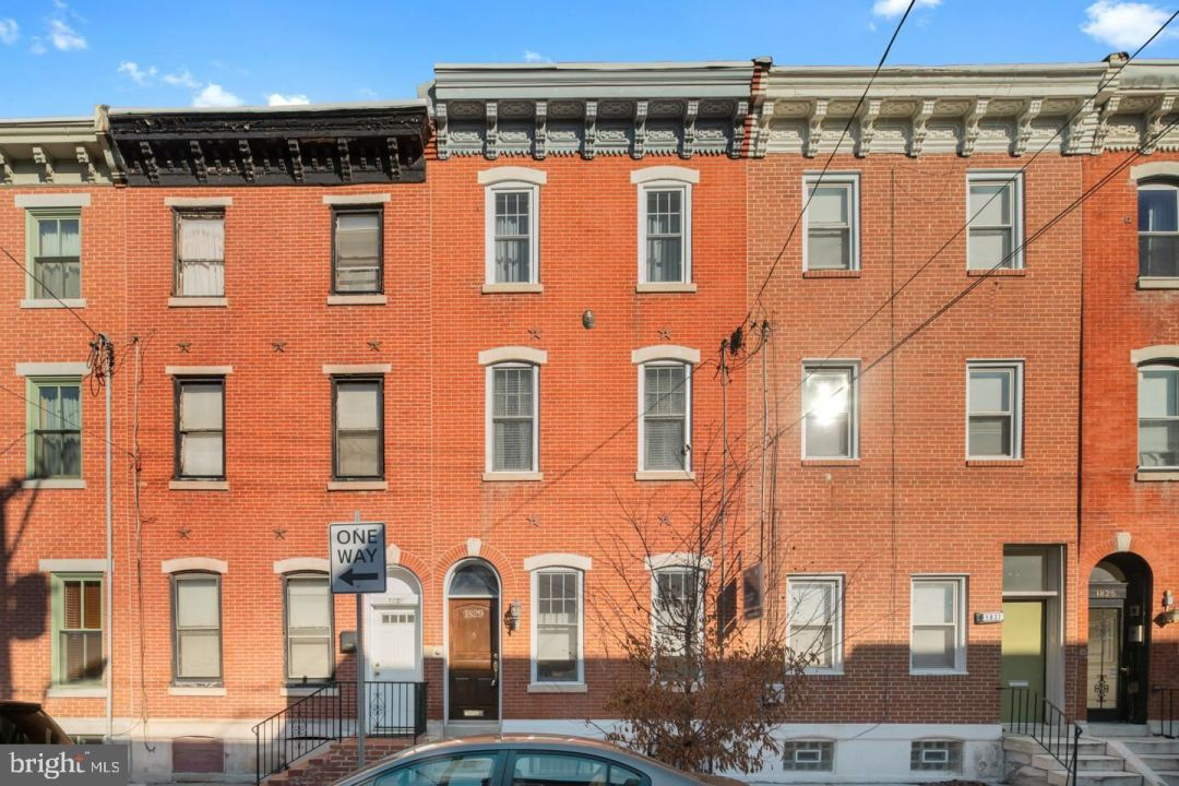 Photo for 1829 FITZWATER ST, PHILADELPHIA, PA 19146 (MLS # PAPH862172)