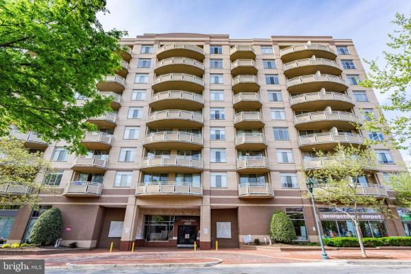 Photo of 4801 FAIRMONT AVE #711, BETHESDA, MD 20814 (MLS # MDMC725186)