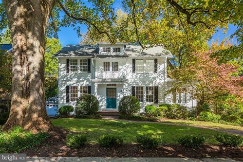 Photo of 4207 ROSEMARY ST, CHEVY CHASE, MD 20815 (MLS # MDMC728270)