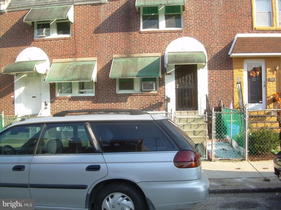 Photo of 5839 SYLVESTER ST, PHILADELPHIA, PA 19149 (MLS # PAPH2037334)