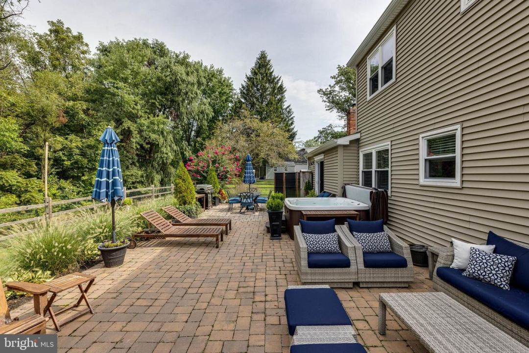 Photo of 3111 HAYES RD, NORRISTOWN, PA 19403 (MLS # PAMC2011354)