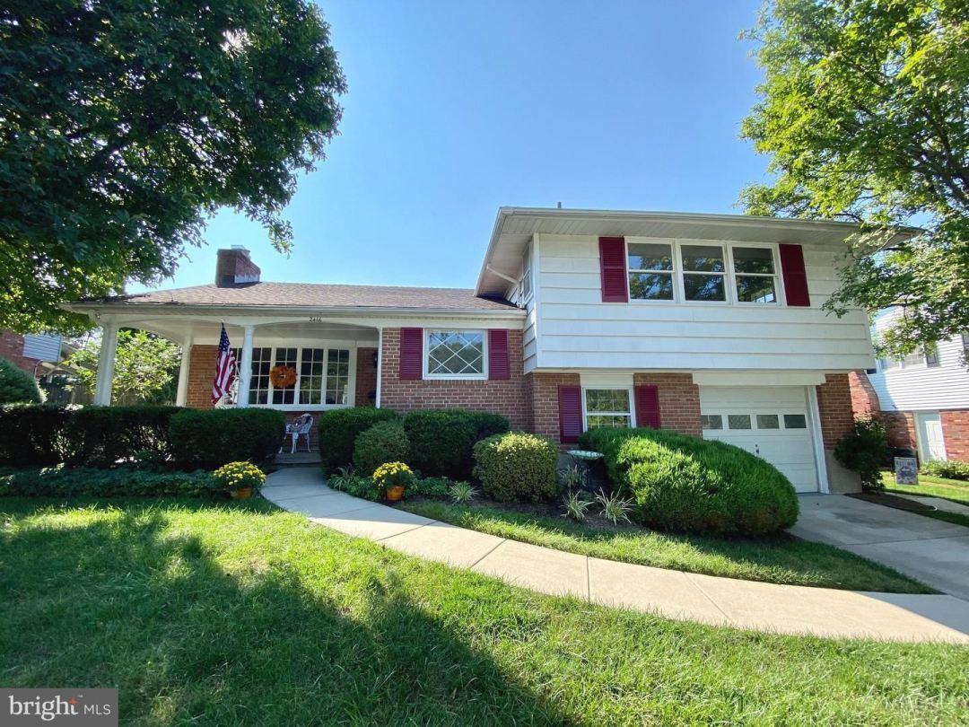 Photo for 2416 HARTFELL RD, LUTHERVILLE TIMONIUM, MD 21093 (MLS # MDBC2011402)