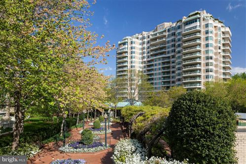 Photo of 5630 WISCONSIN AVE #203, CHEVY CHASE, MD 20815 (MLS # MDMC650554)
