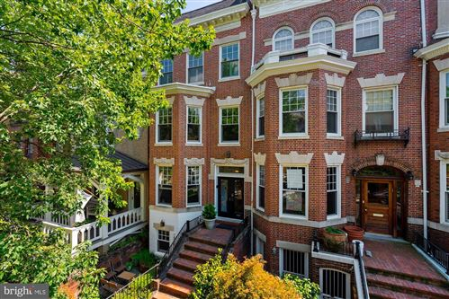 Photo of 1850 KALORAMA RD NW #A, WASHINGTON, DC 20009 (MLS # DCDC493586)