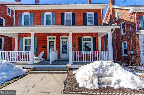 Photo of 230 CHERRY ST, EAST GREENVILLE, PA 18041 (MLS # PAMC684606)