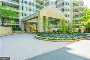 Photo of 5630 WISCONSIN AVE #1002, CHEVY CHASE, MD 20815 (MLS # MDMC100613)