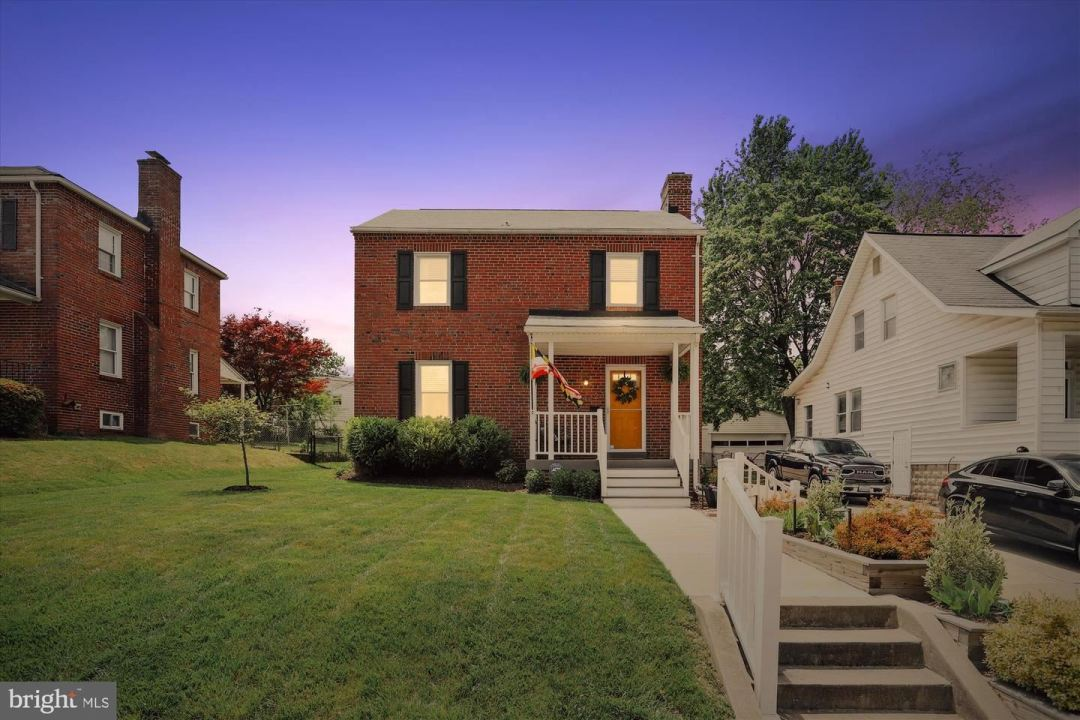Photo for 4223 CARDWELL AVE, BALTIMORE, MD 21236 (MLS # MDBC494666)