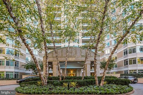 Photo of 5630 WISCONSIN AVE #707, CHEVY CHASE, MD 20815 (MLS # MDMC733728)