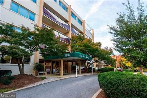 Photo of 4720 CHEVY CHASE DR #101, BETHESDA, MD 20815 (MLS # MDMC685740)