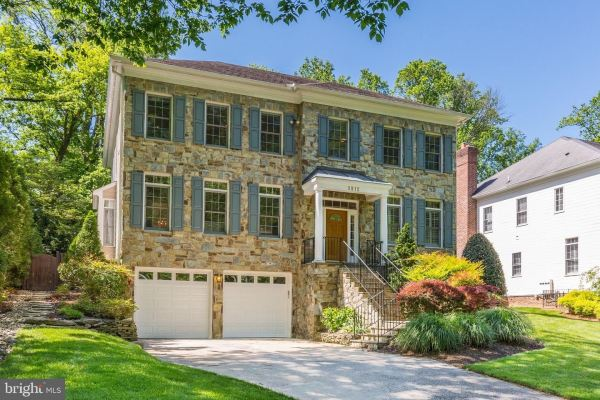 Photo of 3812 INVERNESS DR, CHEVY CHASE, MD 20815 (MLS # MDMC706796)