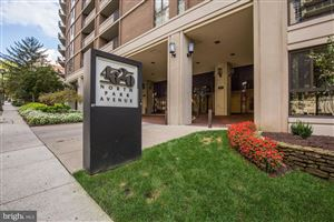 Photo of 4620 N PARK AVE #1405W, CHEVY CHASE, MD 20815 (MLS # MDMC657800)