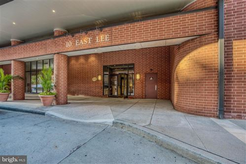 Tiny photo for 10 E LEE ST #1203, BALTIMORE, MD 21202 (MLS # MDBA527810)