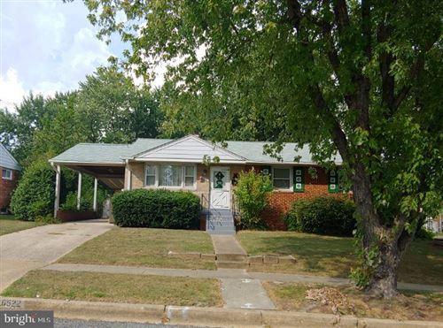 Photo of 6522 LACONA ST, DISTRICT HEIGHTS, MD 20747 (MLS # MDPG540822)