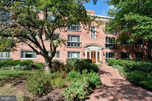 Photo of 2711 ORDWAY ST NW #211, WASHINGTON, DC 20008 (MLS # DCDC459832)