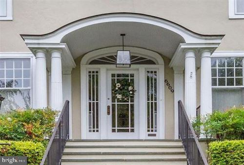 Photo of 6609 BROOKVILLE RD, CHEVY CHASE, MD 20815 (MLS # MDMC664864)