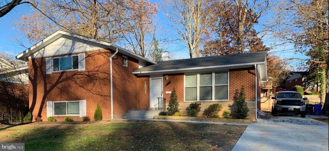 Photo for 7521 SWEETBRIAR DR, COLLEGE PARK, MD 20740 (MLS # MDPG555872)