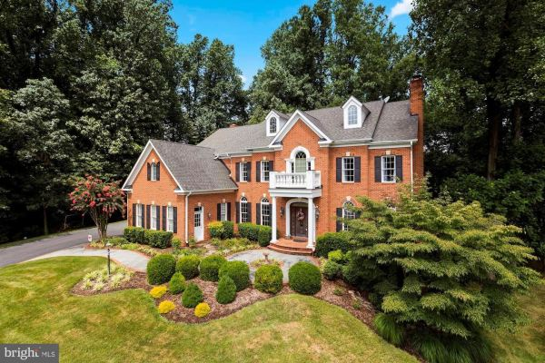 Photo of 1488 LILY LOCH WAY, GREAT FALLS, VA 22066 (MLS # VAFX1146898)