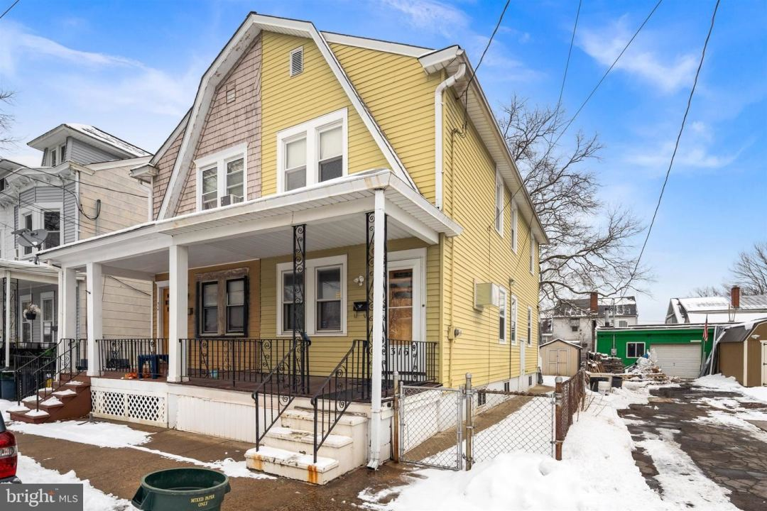 Photo of 316 COLUMBUS AVE, TRENTON, NJ 08629 (MLS # NJME307908)