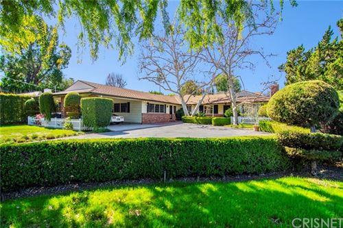 Photo of 5067 Woodley Avenue, Encino, CA 91436 (MLS # SR21043009)