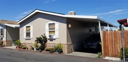 Photo of 7560 Woodman Place #35, Van Nuys, CA 91405 (MLS # SR20123012)