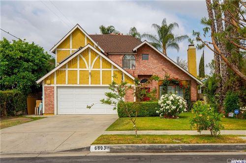 Photo of 6603 LASAINE Avenue, Lake Balboa, CA 91406 (MLS # 320006039)